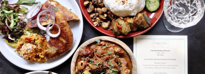 Calcutta Street Brunch: Spice up your life