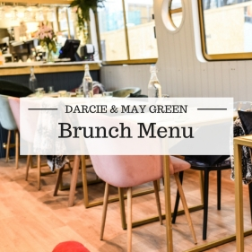 D&M Green Brunch Menu