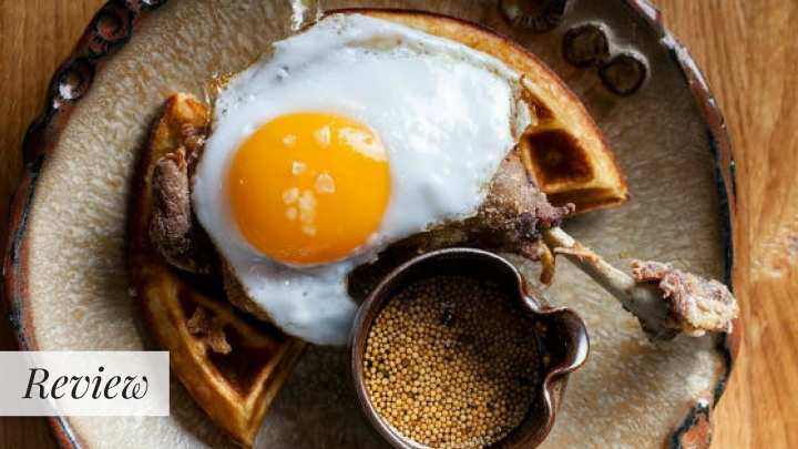 Review: Duck and WaffleLocal