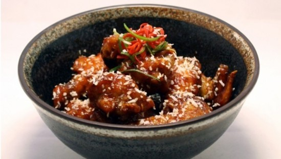INAMO Korean Chicken Wings