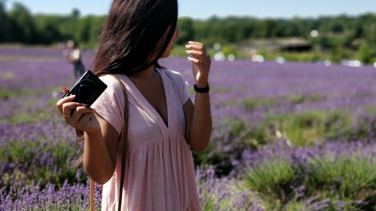 Why every blogger needs a camera