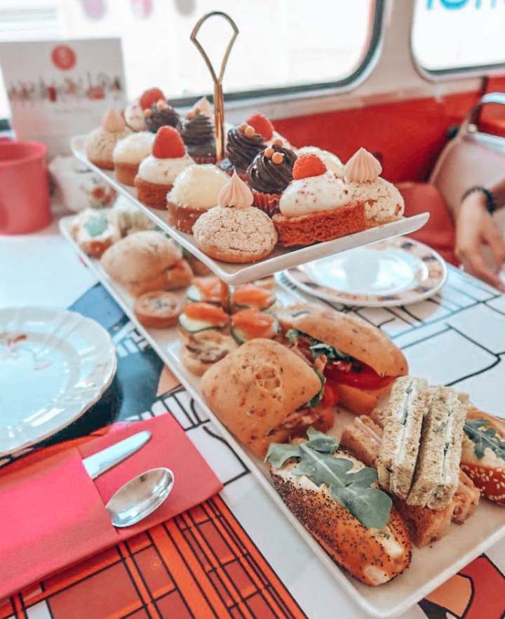 Menu-Selection-on-the-B-Bakery-Afternoon-Tea-London-Bus-Tour-768x941-2