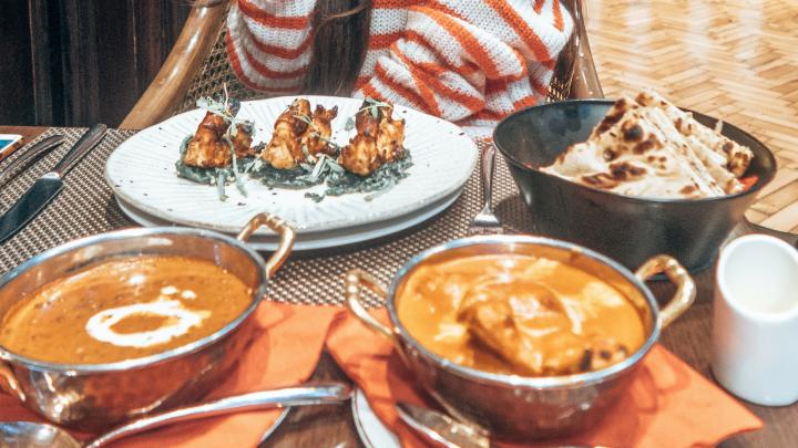 A fine dining experience atBaluchi