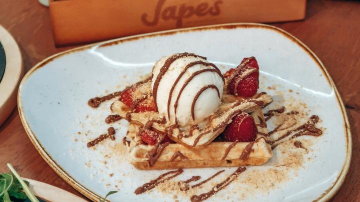 Review Japes Wear Juti Eats